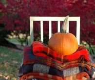 Fall Wool Blankets