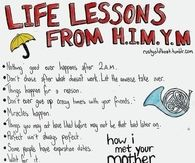 Life Lessons from How I Met Your Mother