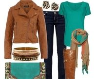 Fall Brown Outfit