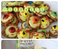 Zombie Eye Balls