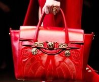 Versace Red Ready to Wear Collection