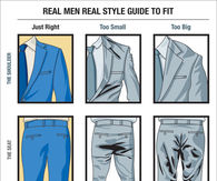 Real Men's Style Guide