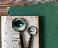 Surreal Magnifying Glasses