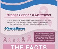 Breast Cancer Awareness Infograpic