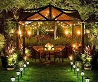 Beautiful Backyard Canopy