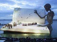 Concert over Water