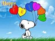 Happy Friday Snoopy