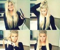 DIY Wavy Hair Tutorial