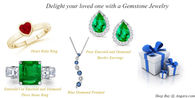 Holiday Season: Gemstone Jewelry gifts ideas