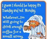 Happy It's Tuesday