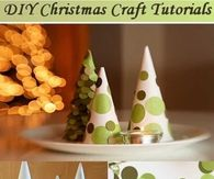 DIY Craft Christmas Tree
