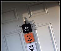 Cute door hanger