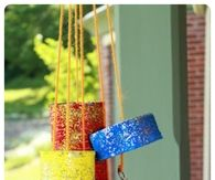 DIY Music Windchimes