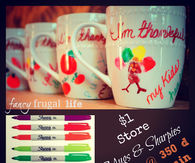 Im thankful mugs