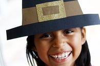 Pilgrim Hat DIY