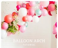 Balloon Arch Tutorial