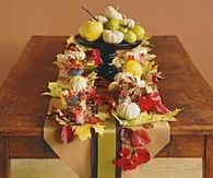 Easy & Affordable Thanksgiving Centerpiece