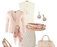 Beautiful Autumn Dressy Ensemble