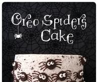 Oreo Spider Cakes