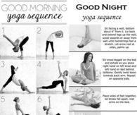 Morning and Night Yoga