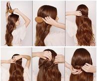 Half Up Half Down Hair