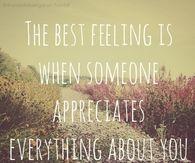 the best feeling