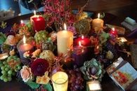 Beautiful Thanksgiving Centerpiece