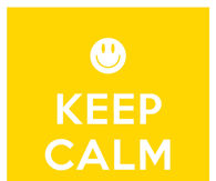 Keep calm and feel good