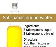 How To Keep Your Hands Soft During Winter