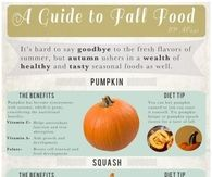A Guide To Fall Food