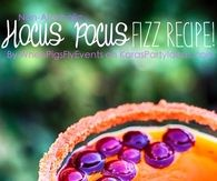 Hocus Pocus Drink Recipes