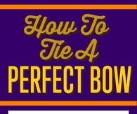 DIY Perfect Bow