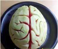 DIY Watermelon Brain