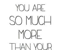 You are so much more than your past mistakes