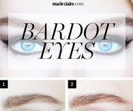 DIY Bardot Eyes
