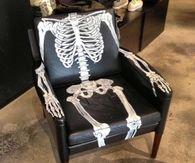 Skeleton chair