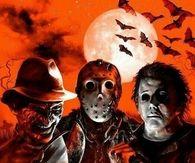 Freddy, Jason and Micheal