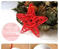 DIY Christmas Star