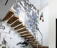 Modern Loft Stairs