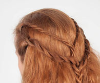 Game of thrones hairstyle tutorial