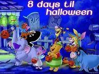 8 days till halloween
