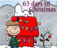 63 Days Till Christmas