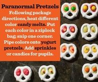 Paranormal Pretzels Recipe