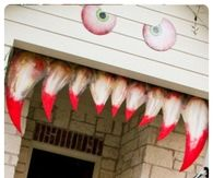 DIY Killer Halloween House