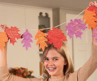 Gratitude of Leaves Garland