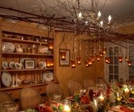 Gorgeous Thanksgiving Dining Room