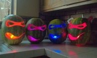 teenage mutant ninja turtles halloween decorations
