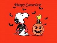 Halloween Happy Saturday