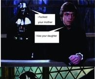 Darth humor