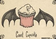 Count cupcake
